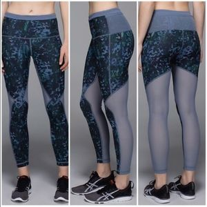 Lululemon Running in the City 7/8 tights size 6